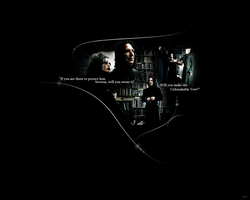 HP Wallpaper Unbreakable Vow by wylie-schatz