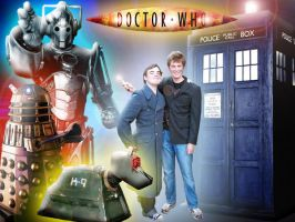 doctor who photoshop by supersmeg123