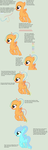 MLP Basedolling Tutorial (MS Paint) 2nd Edition by PixiePixelz
