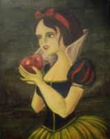 The Apple by Haleys-Comet