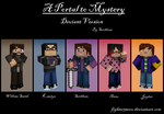 MC:SM - A portal to Mystery (Deviant Version) by fighter33000