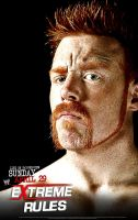 Extreme Rules feat. Sheamus by Photopops