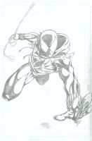 Scarlet Spider by seanforney