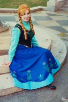 Anna I by EnchantedCupcake