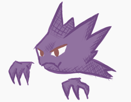 Haunter by RaynRotakaShyu