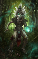 Witch Doctor by anatheme