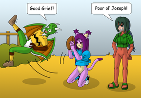 Good Grief by gameboysage