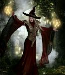 Crimson Witch by Kachinadoll