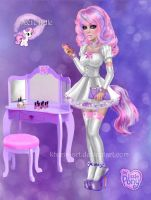 Sweetie Belle - My Little Pony by kharis-art