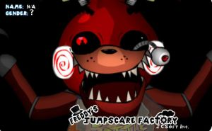 FNAF Character Creator: Scariest Animatronic by elfofcourage