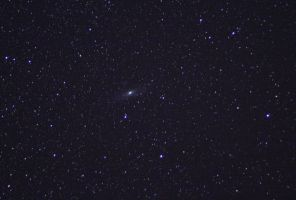 M31 - Andromeda Galaxy by Anachronist84