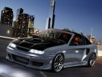 Opel Calibra by blackdoggdesign