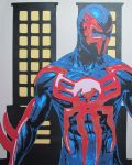 Spiderman2099 by Papergizmo