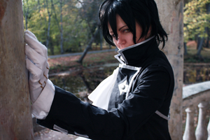 Pandora Hearts: Gilbert by causless