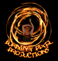 Burning Pixel Productions Logo by talonian