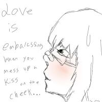 love is embarassing by Junko-Ishi