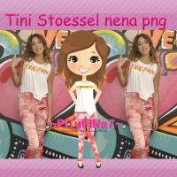 Tini Stoessel nena png by PiTuFiNa7