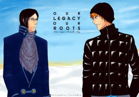 Our Legacy, Our Roots by kala-k