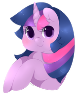 Twilight Sparkle by Xeella