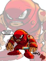 RED J's LIL JUGGERNAUT 2 by DeadDog2007