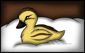 +Camax and Nerra's Duckling+ by xXThe-Ice-ReaperXx