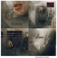 Jensen Icons by alice-castiel