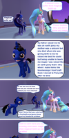 Ask True Blue tumblr 11 by Out-Buck-Pony