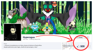 500 Awesome People by Hyperagua