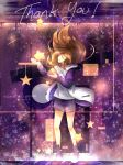 {oc - min} a star for every thank you [SPEEDPAINT] by Paluumin