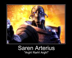 Saren Arterius by Stealthero