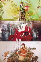 [SHARE PSD] Happy Taetiseo - Holler - Comback by Riroroo