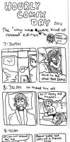 Hourly Comic Day - 2012. by taeshilh