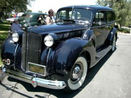 The Cat's Pajamas-1938 Packard Super Eight Touring by RoadTripDog