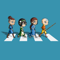 Avatar Road Shirt Design by SingapuraStudio