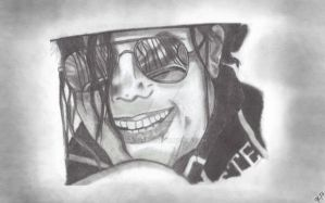 Michael Jackson King of Pop by Lecter213