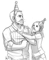 Party Hat Parties by Pugletz