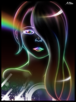 See Through the Rainbow by SapphireShine