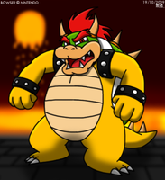 Bowser by BluebottleFlyer