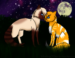 Fall to Pieces by YellowfangOfStarclan