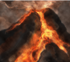 Vulcano for Mechez by Wolframia