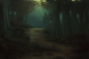 Das Forest by Chillalord