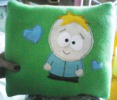 butters dundundun by hellohappycrafts