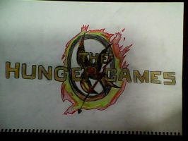 hunger games by Hayleypie