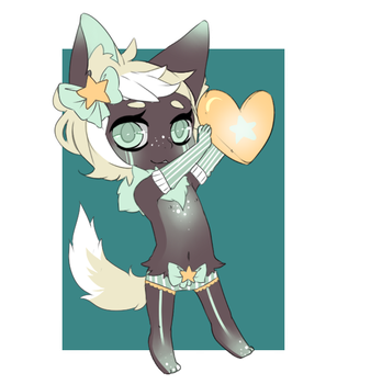 Star bby adoptable -closed by Saygo-pohm