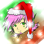 My Icon For the Holiday Season!!! by Tiwaz1000