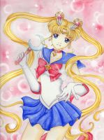 Sailor Moon Crystal by Dawnie-chan