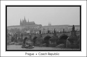 Prague, Czech Republic by vanHardenbrook