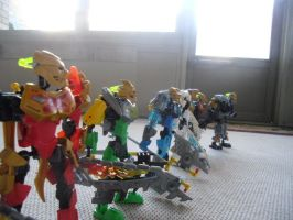 The Toa Are Surprised At Gresh by Eli-J-Brony