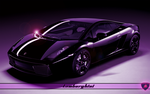 Lambo Wallpaper by JamesCassidy-Cooper