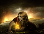 Firebender by DenysRoqueDesign